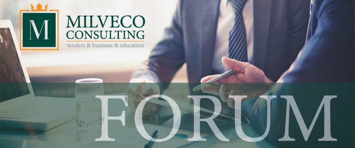 Milveco Consulting Forum
